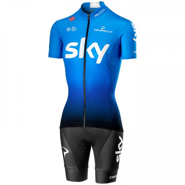 2019 TEAM SKY Fan set (2 stukken) - Professioneel Wielerteam