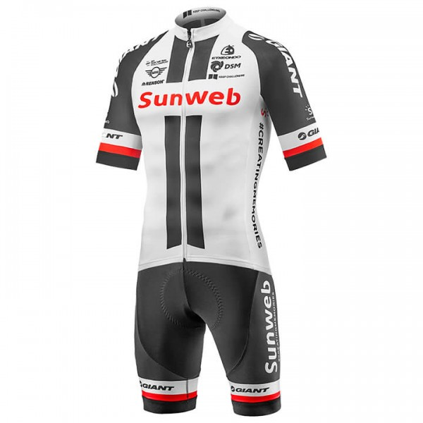 2018 TEAM SUNWEB Race Set (2 stukken) - Professioneel Wielerteam