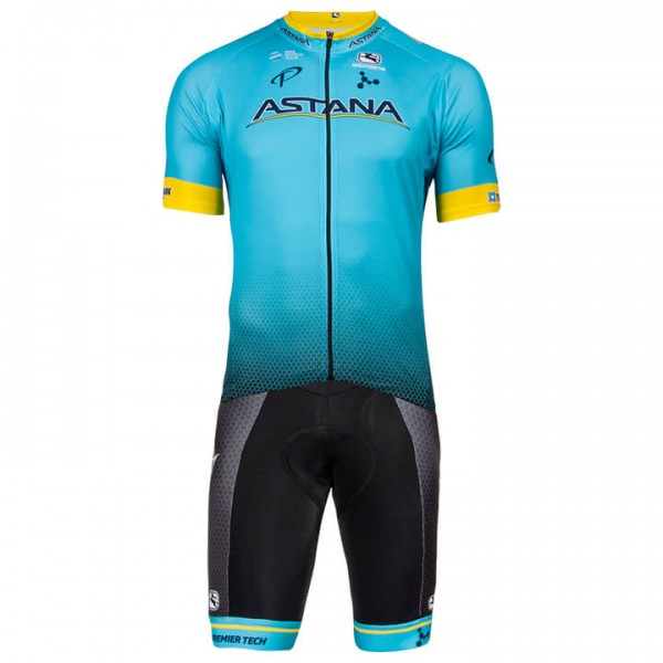 2018 ASTANA PRO TEAM Set (2 stukken) - Professioneel Wielerteam