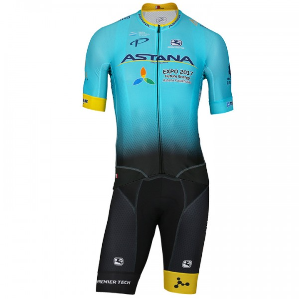 2017 ASTANA PRO TEAM FRC Set (2 stukken) - Professioneel Wielerteam