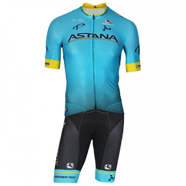 2018 ASTANA PRO TEAM FRC Set (2 stukken) - Professioneel Wielerteam