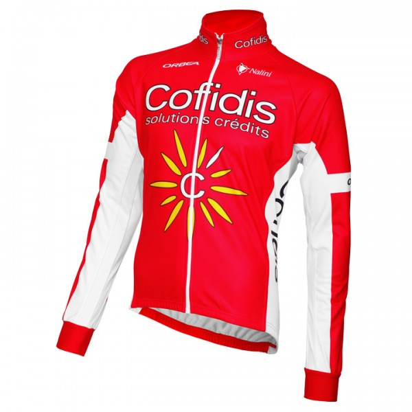 COFIDIS Thermojack 2015 - Professioneel Wielerteam