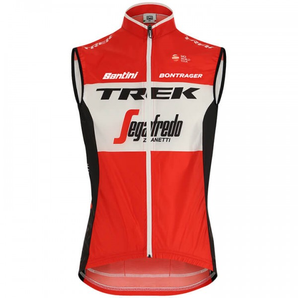 2019 Trek-Segafredo windvest - Professioneel Wielerteam