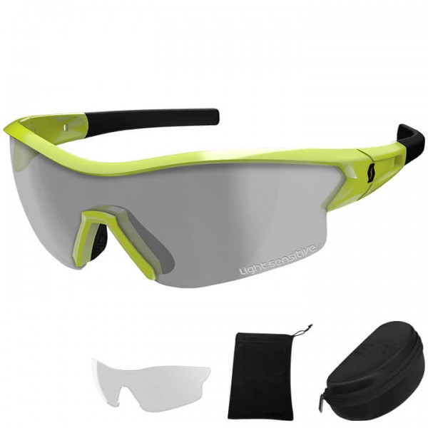 2019 SCOTT Brillenset Leap LS photochromic - Professionele Fietstoebehoren