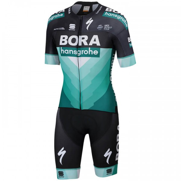 2019 BORA-hansgrohe Pro Light Set (2 stukken) - Professioneel Wielerteam