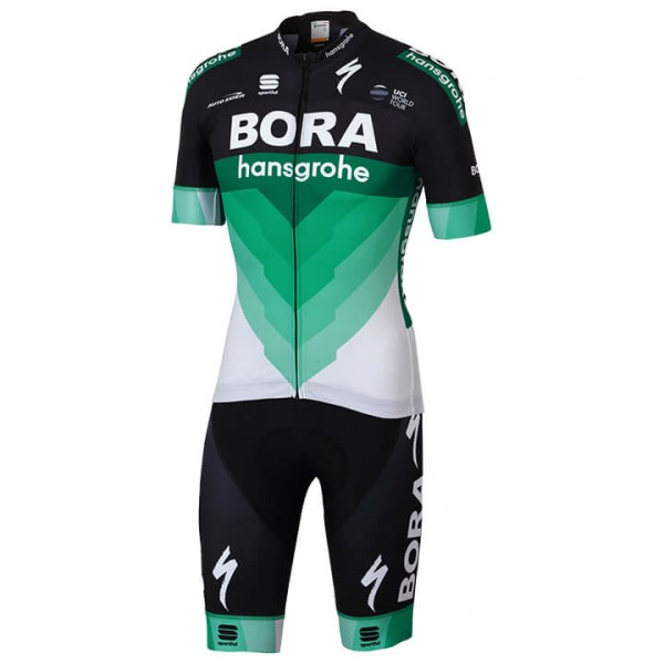 2018 BORA-hansgrohe Team Set (2 stukken) - Professioneel Wielerteam