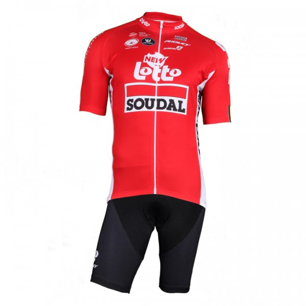2018 LOTTO SOUDAL Tour de France Set (2 stukken) - Professioneel Wielerteam