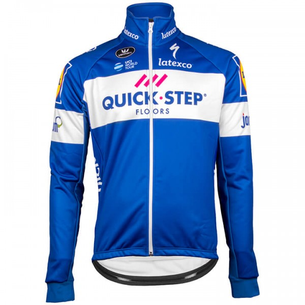 2018 QUICK-STEP FLOORS Thermojack - Professioneel Wielerteam